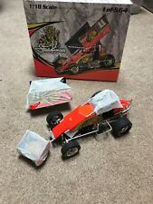 2012 STEVE KINSER BASS PRO SHOPS 1:18 TONY STEWART RACING R&R SPRINT CAR Rare