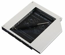 2nd Hard Drive HD HDD SSD Caddy for Dell Inspiron E1405 E1505 E1705 GSA-T21N DVD