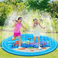 Dricar Sprinkle and Splash Water Play Mat, 68inch
