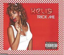 KELIS trick me w/ MILKSHAKE REMIX w/ PHARRELL WILLIAMS & CLIPSE CD Single SEALED