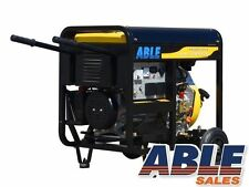 Generator Diesel 6kva 240v Single Phase