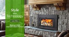 Regency Ci2600 Pro Series Wood Burning Fireplace Insert- Open Box Package Deal W