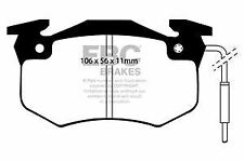 DP458/2 EBC Ultimax Rear Brake Pads fit BRISTOL Blenheim