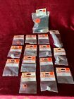 Vintage Nitro RC RB Concept Tuned Pipe Hardware & Parts Assortment / Brand New