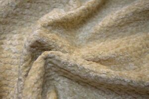 Textured Chenille Neutral Upholstery Outback 71069 Creme 143 Duralee Fabric