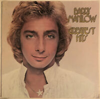 BARRY MANILOW GREATEST HITS 2 LP ARISTA RARE PHILIPPINES PRESS NR MINT PRO CLEAN