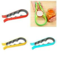 Multi-Use Bottle Opener Plastic 4 Size Bottle Opener In Assorted Colours