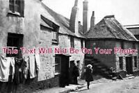 CO 649 - Old Street, Penzance, Cornwall - 6x4 Photo