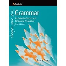 Grammar as aid for the Selective Schools and Scholarship exams.|COURIER SHIP