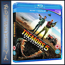 TREMORS 5 - BLOODLINES - Michael Gross  **BRAND NEW BLU-RAY **