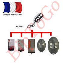 Télécommande BFT MITTO2 OU MITTO4-TRC1/TRC2 /TRC4-433.92 MHZ Porte de Garage