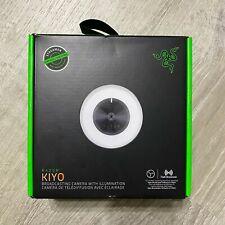 Razer Kiyo Full HD 1080p Streaming Camera With Illumination. Brand new Sealed.