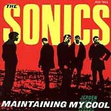 Maintaining My Cool by The Sonics (CD, Feb-1992, Jerden)