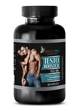 Testosterone - TESTO BOOSTER 855mg - fertility pills - 1 Bottle 60 Capsules