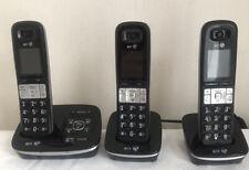 BT8500 Digital Cordless Phones With Answer Machine Trio Call Blocker Tested VGC