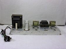 Vintage Guild New Englander 921Mla 3 Channel Tube Amp /Parts- Project
