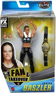 WWE Shayna Baszler Fan Takeover Elite Action Figure