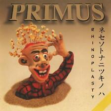 Primus RHINOPLASTY 180g REMASTERED Gatefold INTERSCOPE RECORDS New Vinyl 2 LP
