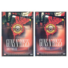 GUNS N' ROSES : World Tour Live - Use Your Illusion 1 & 2 (1992) 2dvd Set *New*