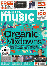 COMPUTER MUSIC, MAKE MUSCI NOW, DECEMBER, 2015 ( ORGANIC MIXDOWNS) 900 SAMPLES