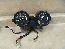 Yamaha 920 XV VIRAGO XV920-RJ Used Speedometer Tachometer Gauges 1982 #MT346