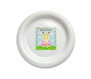 Sylvanian Families Calico Critters Member's Club Porcelain Plate
