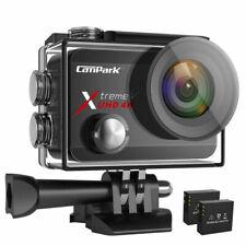 Campark X30 Action Cam 4K 20MP WiFi Unterwasserkamera 40m Touchscreen Sport EIS