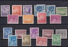 Seychelles 1954 Set Stamps MNH SG 174 - 188