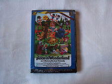 Alice In Wonderland: An Adult Musical Comedy (DVD, 2007, Brand New)