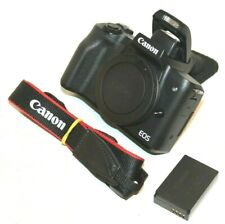 Canon EOS M50 24.1MP Mirrorless Digital Camera w/Battery Only Tested Free Shipp