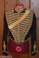 Victorian Royal Horse Artillery Officers Full Dress Jacket, Pouch & Pouch Belt