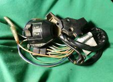 HONDA CX500 LEFT SWITCH BLOCK
