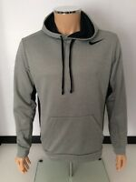Nike Therma Fit Men's Hoodie, Jumper, Size Medium, M, Grey, VGC