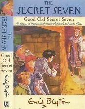 ENID BLYTON GOOD OLD SECRET SEVEN  CASSETTE DRAMATISED ADVENTURE