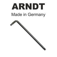 Torx Key Wrench Star L Shape Allen Key Keys EXTRA LONG SOLID Double Ended 6060