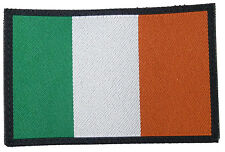 Airsoft Moral Patch Ireland Flag Cloth 80x50mm Claw Gear