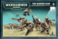 Warhammer 40K Tau Fire Warrior Team