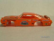 "New MM 69 GTO Arnie ""The Farmer Beswick ""The Judge""  Tjet Drag Slot Car BODY"