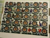 2020 Topps Update Player Medallion Coin Lot-46 cards ROBERT RC ACUNA SOTO TATIS