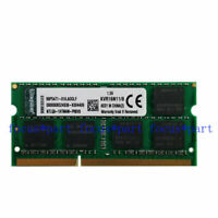 NEW 8GB PC3-12800 DDR3-1600Mhz 204-PIN SO DIMM Laptop Notebook Memory Ram 1.5V