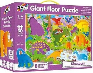 Galt Dinosaurs - Giant Floor Puzzle - 30 piece Jigsaw Puzzle