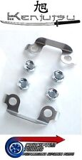 Kenjutsu Manifold to Turbo Locktabs & Kenlock Locknuts- For S15 Silvia SR20DET