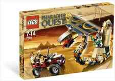 LEGO 7325 PHARAOH 'S QUEST Kobra NUOVO & OVP COBRA NEW MISB to 7327 7325 7307 7306