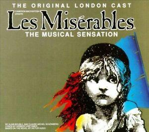 Les Miserables [1985 Original London Cast]    (CD) Ships W/O Case OR W Case Use