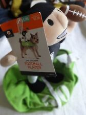 Pet Halloween Costume Football Player Size SMALL NEW with tags