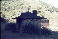 Horseshoe Curve Pennsylvania Station Depot AGFACHROME SLIDE-Railroad