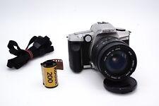 Minolta Dynax 5 SLR af 28-105mm 1:4. 5-5.6 lente lens 35mm película Starter Set