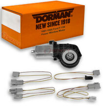 Dorman Front Right Power Window Motor for Ford F-150 1981-1995 - Electric oc