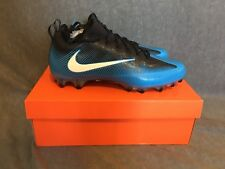 Nike Vapor Untouchable Pro PF Football Cleats Blue Black  925423-405 Mens Sz 13