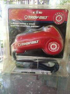Troy Bilt Snowblower Electric Starter 49m2027p953
